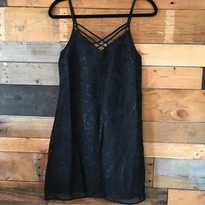 Obey Lace Dress
